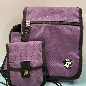 EUC Heys Travel Mate V3-Purple